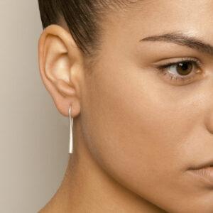 erik urbschat konus hook earrings designyard contemporary jewellery gallery Dublin Ireland