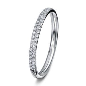 andrew geoghegan platinum diamond clair de lune wedding ring designyard contemporary jewellery gallery dublin ireland