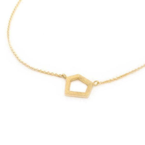 14k Yellow Gold Necklace Designyard