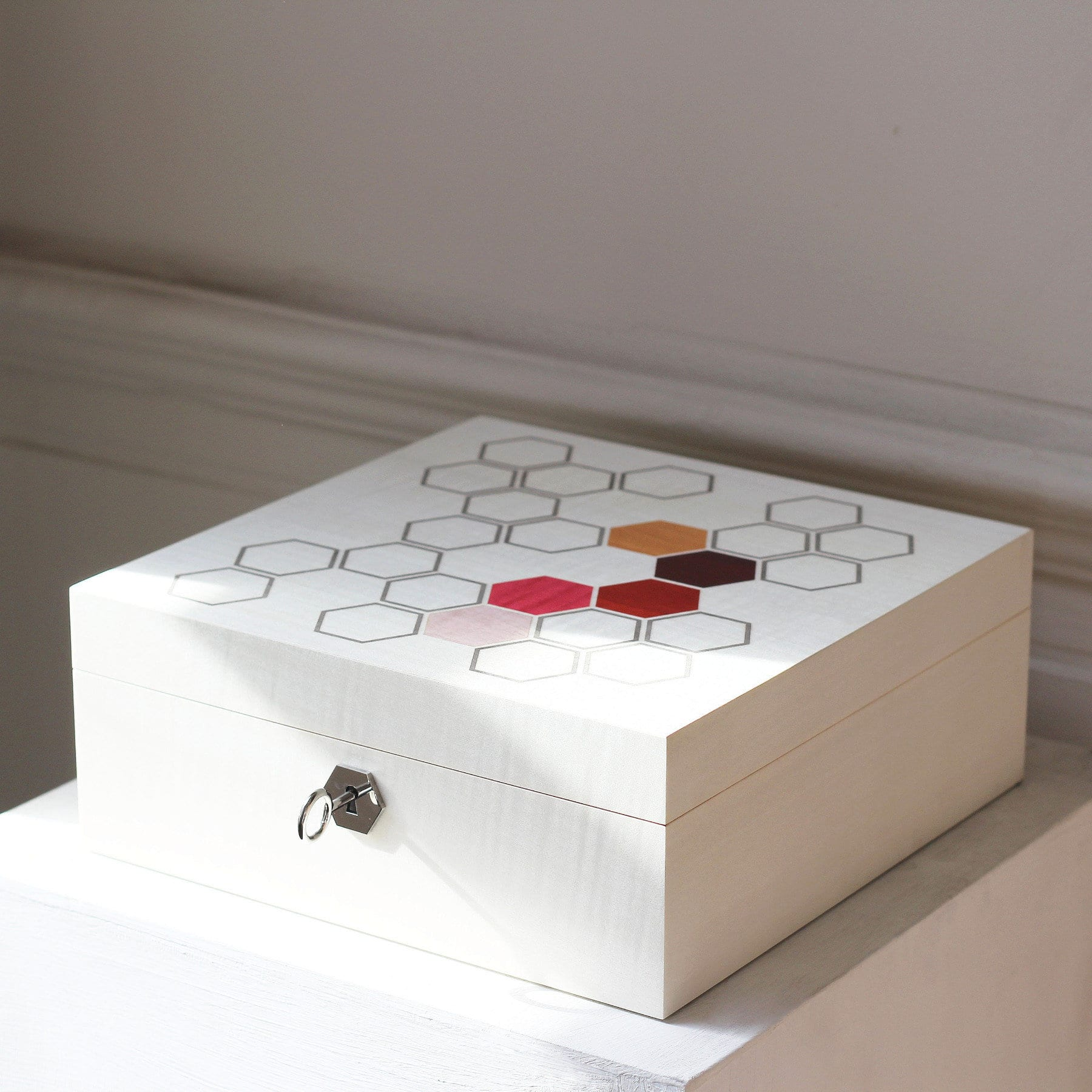 Wood - Colour Fusion Box Edition