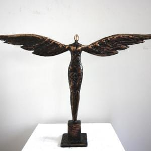 Bronze Angel Sculpture DesignYard