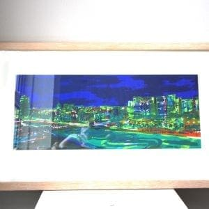From City Quay Screen Print Framed Pieces DesignYard