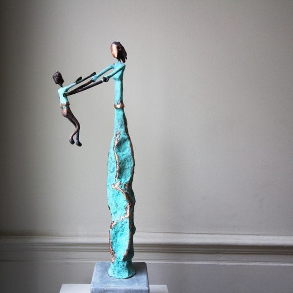 Happy Day II Bronze Sculpture Designyard