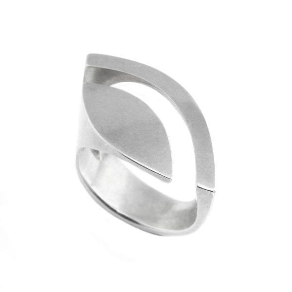 Sterling Silver Eye Ring DesignYard