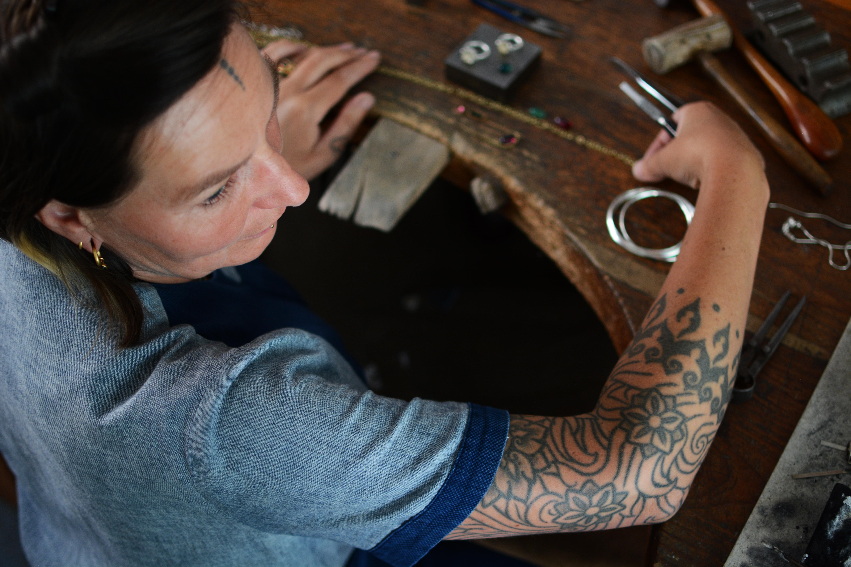 Abby Mosseri Designer Jewellery DesignYard