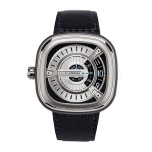 seven friday m series M1 01 watch designyard