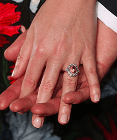 Princess Eugenie's Sapphire Engagement Ring DesignYard