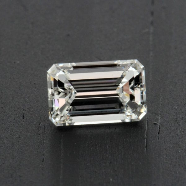 Ronan Campbell emerald Cut Diamond Engagement Ring Designyard