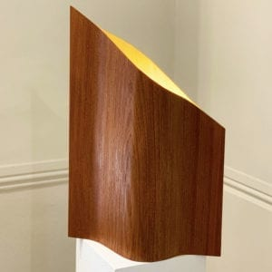 contemporary lamp mahogany beech hugh cummins designyard