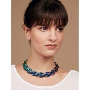 contemporary art jewellery electra fish necklace designyard simon harrison