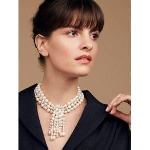contemporary jewellery art necklace designyard dublin ireland audrey necklace by simon harrison