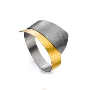 contemporary jewellery design art bracelet designyard dublin ireland manu jewellery collection