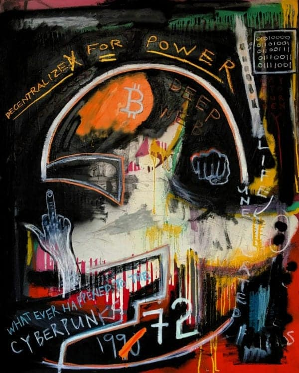 neo-expressionist art design jean-michel basquiat pigsy cyberpunks art designyard dublin ireland