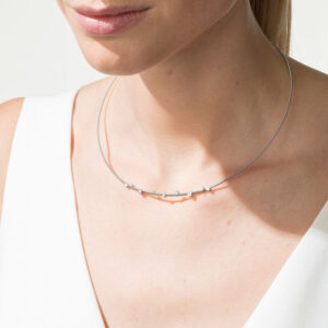 niessing fine grey gold artist necklace designyard contemporary jewellery gallery dublin ireland handmade jewelry design designer irish jewellers shop