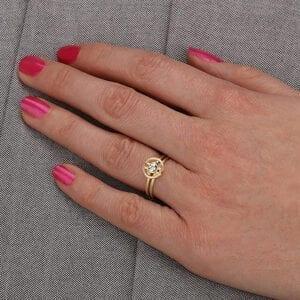 shimell madden contemporary alternative diamond engagement rings available at designyard dublin ireland