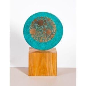 philip hearsey porthilly bronze unique sculpture deaignyard dublin ireland contemporary art gallery jewellery