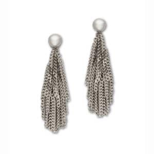 claudia milic sterling silver siara short drop earrings designyard contemporary jewellery gallery dublin ireland handmade jewelry design designer jewellers irish shop