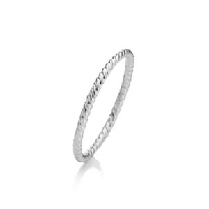 brigitte adolph ring annemarie in 18k white gold 330-rg designyard contemporary jewellery gallery dublin ireland