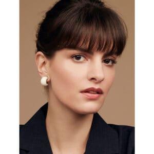 simon harrison shj144-01-58 maia acrylic hoop stud earring designyard contemporary jewellery gallery dublin ireland handmade jewellery