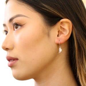 jana reinhardt white gold wing drop earrings designyard contemporary jewellery gallery dublin ireland handmade irish design designer jewelry shop store exclusive luxury