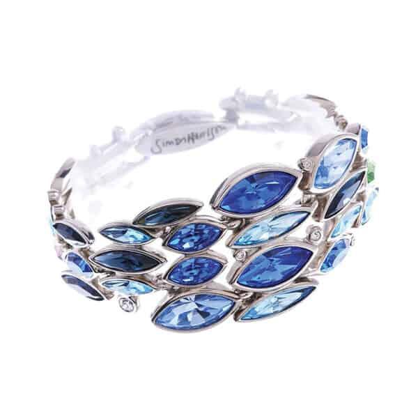 simon harrison aquarius ombre crystal bracelet designyard contemporary jewellery gallery dublin ireland handmade luxury jewelry designer design shop