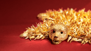 simon harrisson dionysus bear bracelet at designyard