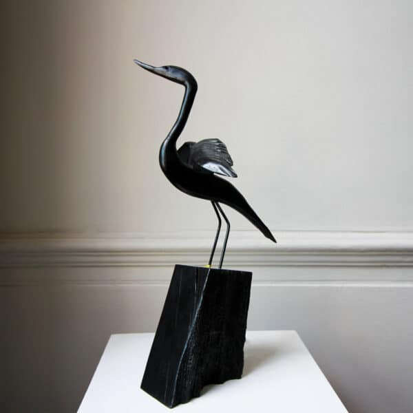 tony downey bog oak wood sculpture established designyard contemporary art gallery dubin ireland handmade irish design designer shop presidential gift