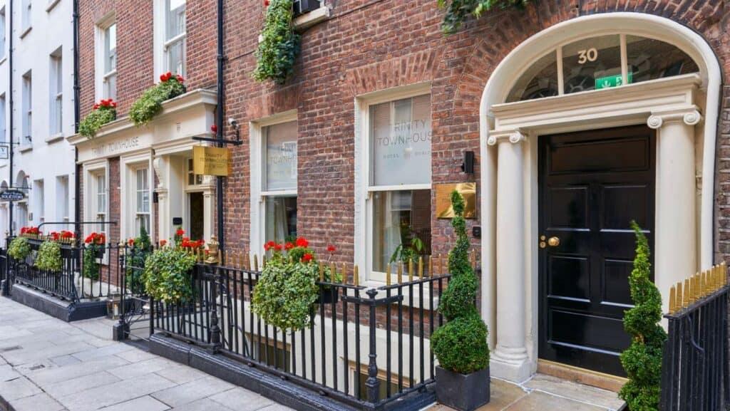 Trinity Townhouse Hotel DesignYard Dublin Ireland