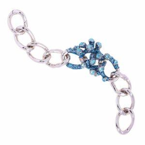 Coral Crystal bracelet by Simon Harrison at DesignYard Contemporary Jewellery Gallery Dublin Ireland